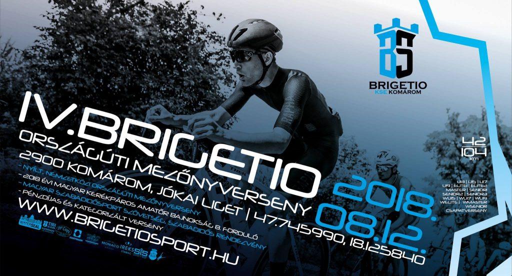 IV. Brigetio Országúti mezőnyverseny