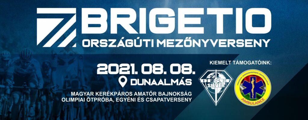 Brigetio Országúti Mezőnyverseny 2021